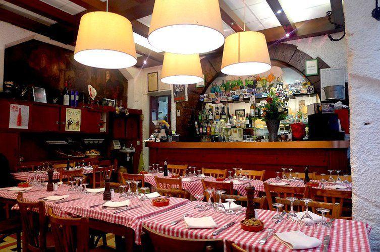 Salle du restaurant Le Musée