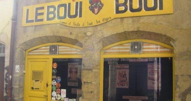 Devanture du Boui Boui