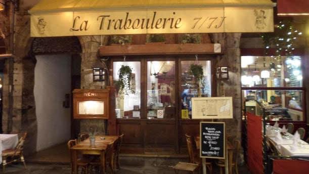 Extérieur La Traboulerie
