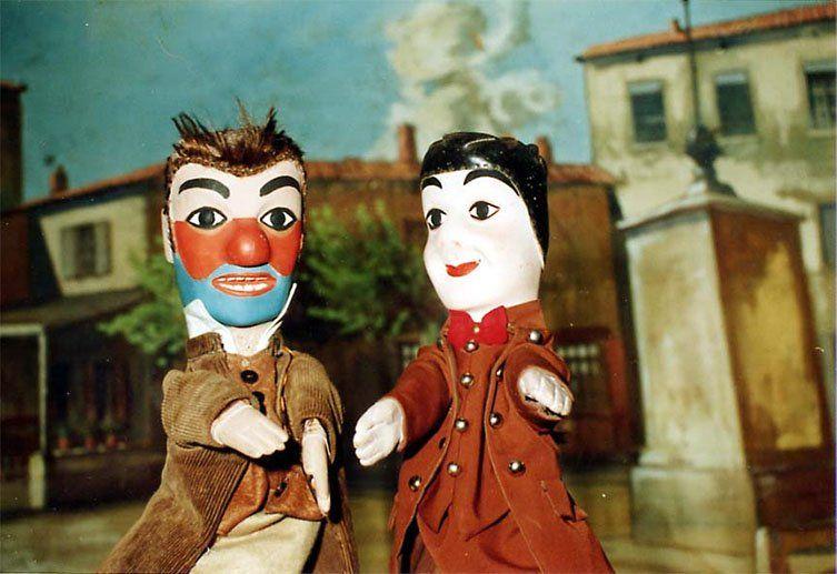 Guignol et Gnafron