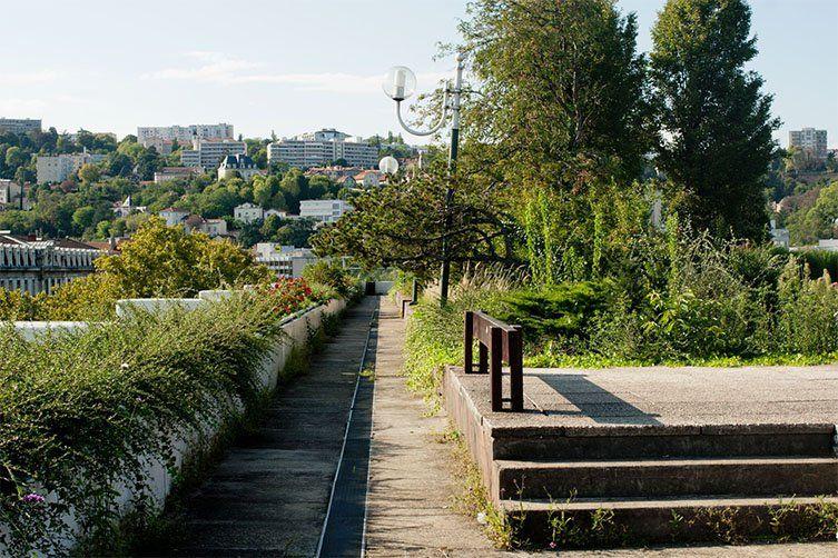 Jardins suspendus à Perrache