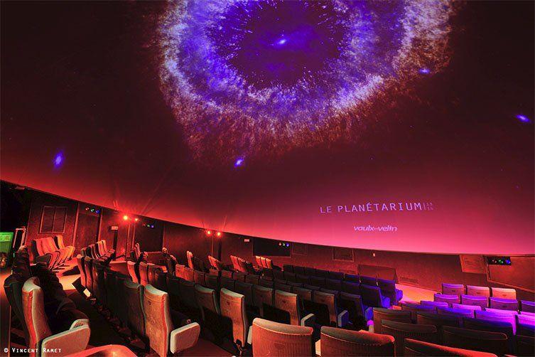 Salle du planétarium