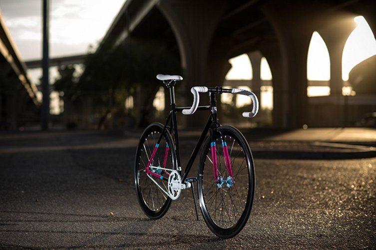 Ballade en vélo la nuit