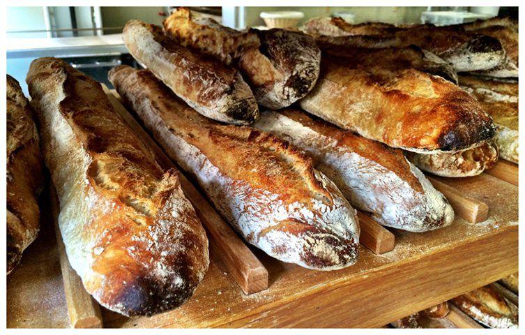 Pains de la boulangerie des blés d'or