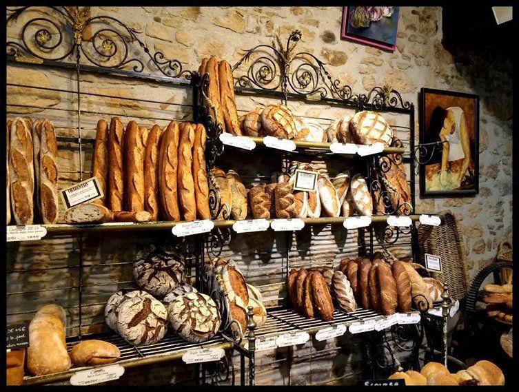 Meilleurs pains de France à la boulangerie Saint-Marc
