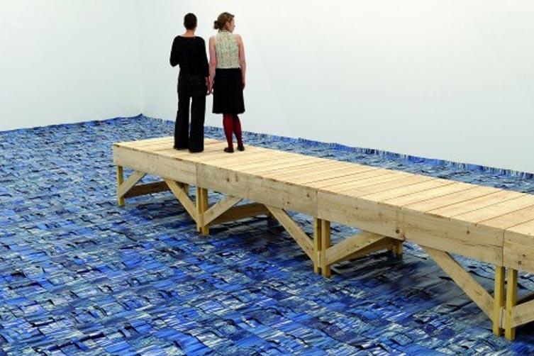 Une exposition au Musée d'Art contemporain