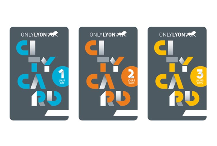 Les cartes Lyon City Card