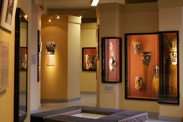 Œuvres du Musée Africain de Lyon